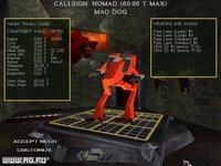Cкриншот MechWarrior 2: 31st Century Combat, изображение № 330088 - RAWG