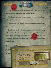 Cкриншот Gamebook Adventures 10: Lords of Nurroth, изображение № 952533 - RAWG