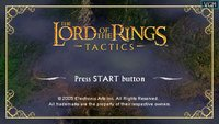 Cкриншот The Lord of the Rings: Tactics, изображение № 2092520 - RAWG