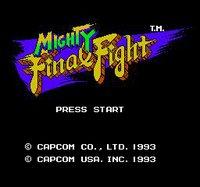 Cкриншот Mighty Final Fight, изображение № 731132 - RAWG