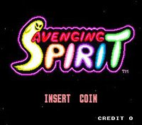Avenging Spirit (1991) screenshot, image №751057 - RAWG