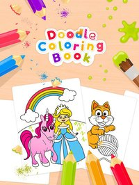 Doodle Coloring Books screenshot, image №960370 - RAWG