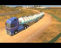 Cкриншот 18 стальных колес: Экстремальные дальнобойщики, изображение № 179057 - RAWG