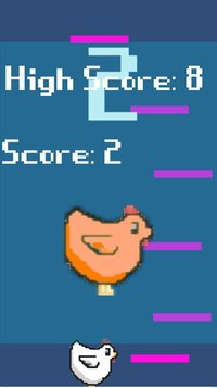 Cкриншот Chicken Hop, изображение № 2380123 - RAWG