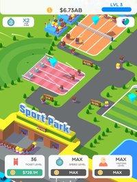 Cкриншот Idle Sport Park Tycoon, изображение № 2184467 - RAWG