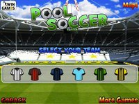 Cкриншот Chiello Pool Soccer, изображение № 1718382 - RAWG