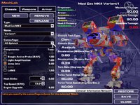Cкриншот MechWarrior 4: Black Knight, изображение № 330048 - RAWG