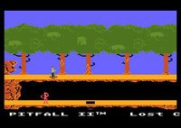 Pitfall II: Lost Caverns screenshot, image №727318 - RAWG