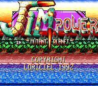 Jim Power in Mutant Planet screenshot, image №748838 - RAWG