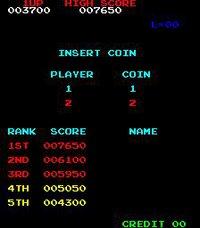 Donkey Kong screenshot, image №726838 - RAWG