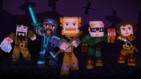 Cкриншот Minecraft: Story Mode - Episode 4: A Block and a Hard Place, изображение № 627072 - RAWG