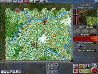Cкриншот Decisive Battles of World War II: The Ardennes Offensive, изображение № 336340 - RAWG