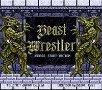 Cкриншот Beast Wrestler, изображение № 758501 - RAWG