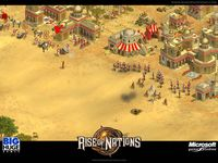 Cкриншот Rise of Nations, изображение № 349444 - RAWG