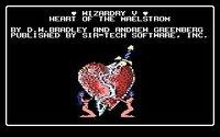 Cкриншот Wizardry V: Heart of the Maelstrom, изображение № 758121 - RAWG