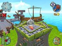Cкриншот Worms Forts: В осаде, изображение № 222399 - RAWG