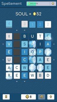 Cкриншот Spellement Word Puzzle Demo, изображение № 1128259 - RAWG