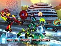 Cкриншот Transforming Robot Ball War, изображение № 2030975 - RAWG