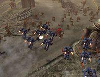 Cкриншот Warhammer 40,000: Dawn of War, изображение № 386393 - RAWG