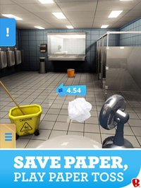 Cкриншот Paper Toss, изображение № 881379 - RAWG