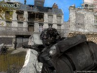 Cкриншот Rising Eagle: Futuristic Infantry Warfare, изображение № 481456 - RAWG