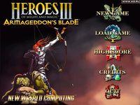 Heroes of Might and Magic 3: Armageddon's Blade screenshot, image №299113 - RAWG