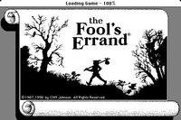 The Fool's Errand screenshot, image №744356 - RAWG