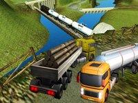 Cкриншот Heavy Cargo Transport-er: Grand Truck Driving 3D, изображение № 1786369 - RAWG