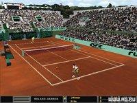 Cкриншот Roland Garros French Open '97, изображение № 300133 - RAWG