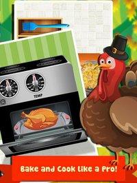 Cкриншот Thanksgiving Dinner Food Maker Salon - fun lunch cooking & making games for kids 2 (boys & girls), изображение № 1742361 - RAWG
