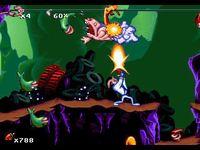 Earthworm Jim 1+2: The Whole Can 'O Worms screenshot, image №217696 - RAWG