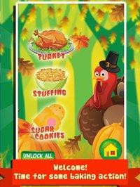 Cкриншот Thanksgiving Dinner Food Maker Salon - fun lunch cooking & making games for kids 2 (boys & girls), изображение № 1742360 - RAWG