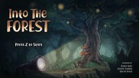 Cкриншот Into The Forest (megalukes), изображение № 2822483 - RAWG