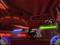 STAR WARS Jedi Knight - Jedi Academy screenshot, image №99107 - RAWG