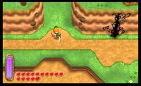 Cкриншот The Legend of Zelda: A Link Between Worlds, изображение № 267664 - RAWG