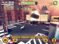 Cкриншот Goat Simulator 3D FREE: Frenzy - GoatZ Rampage!, изображение № 980114 - RAWG