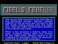 Cкриншот Rigel's Revenge, изображение № 756987 - RAWG