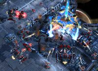 Cкриншот StarCraft II: Wings of Liberty, изображение № 476729 - RAWG