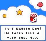 Cкриншот Kirby Tilt 'n' Tumble, изображение № 742818 - RAWG