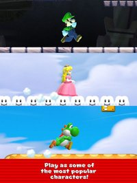 Super Mario Run screenshot, image №1989097 - RAWG