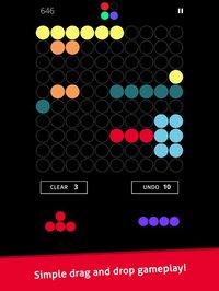 Cкриншот Fit the Ballz ~ make 10 x 10 blocks w/ balls game, изображение № 2180885 - RAWG