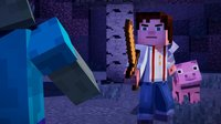 Cкриншот Minecraft: Story Mode - Episode 1: The Order of the Stone, изображение № 6498 - RAWG