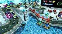 Cкриншот Evil Robot Traffic Jam HD, изображение № 173658 - RAWG