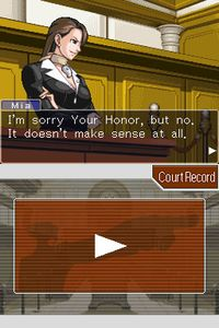 Cкриншот Phoenix Wright: Ace Attorney − Trials and Tribulations, изображение № 802564 - RAWG