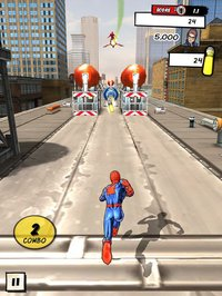 Cкриншот Spider-Man Unlimited, изображение № 819586 - RAWG