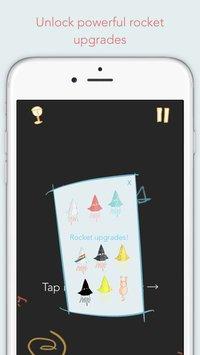 Cкриншот Rad Rocket - the endless space adventure game, изображение № 1711159 - RAWG