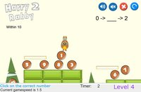 Cкриншот HarryRabby 2 Elementary Math - Missing number in a sequence, изображение № 1833117 - RAWG