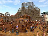 Cкриншот RollerCoaster Tycoon 3: Магнат индустрии развлечений, изображение № 394788 - RAWG