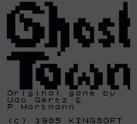Cкриншот Ghost Town (Gameboy Color), изображение № 2790801 - RAWG