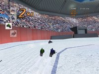 Cкриншот Kawasaki Snow Mobiles, изображение № 473082 - RAWG